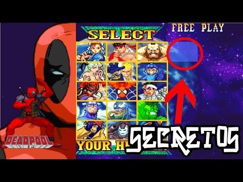 Secretos de Marvel Vs Capcom |Miercoles Cheat|