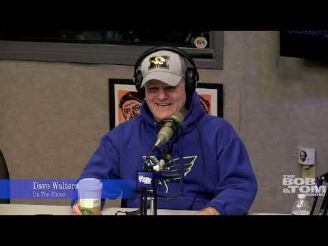 The BOB & TOM Show - Greg Warren Vs. His Wrestling Rivals