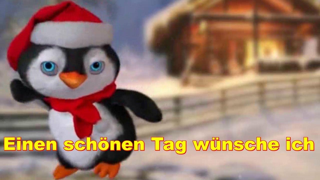 Youtube Video Gruß Für Dich Guten Morgen Und Einen Schönen Tag Facerig Deutsch German