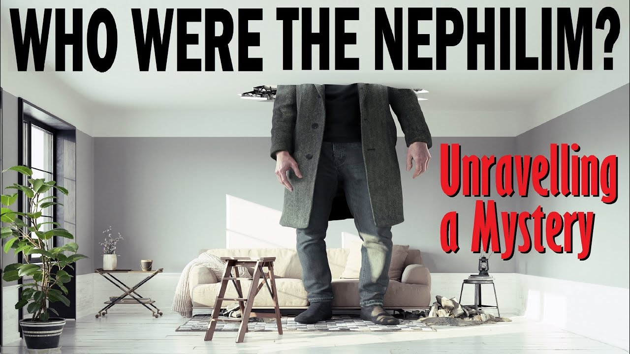 THE NEPHILIM? Mighty Giants, Fallen Angels or Mysterious Beings: Unravelling a Mystery, Rabbi Skobac