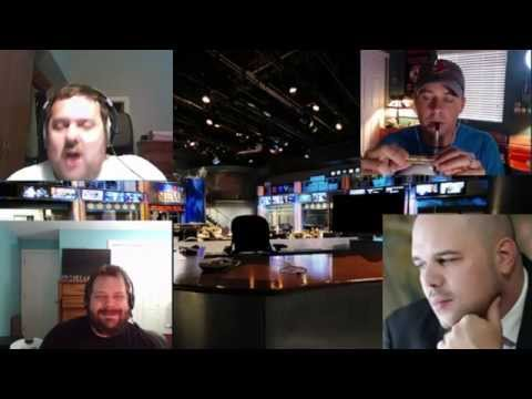 The Newsroom Live! 10/20/15