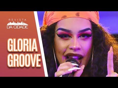 Música E Bate-Papo Com Gloria Groove - Revista Da Cidade (07/06/18)