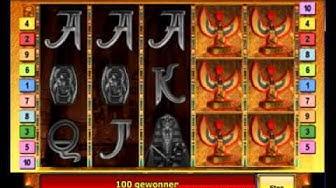 Book of Ra Gratis spielen, hier mit Spielgeld