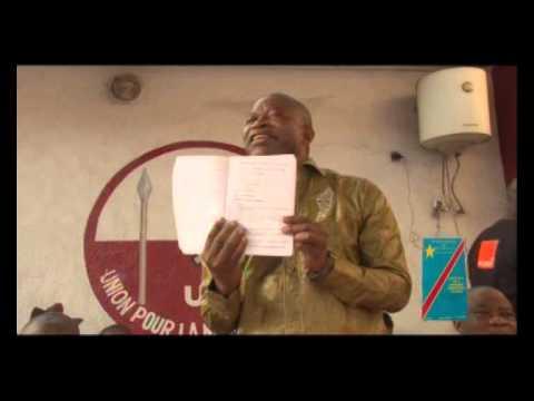 Le Prof André MBATA explique les dispositions intangibles de la Constitution
