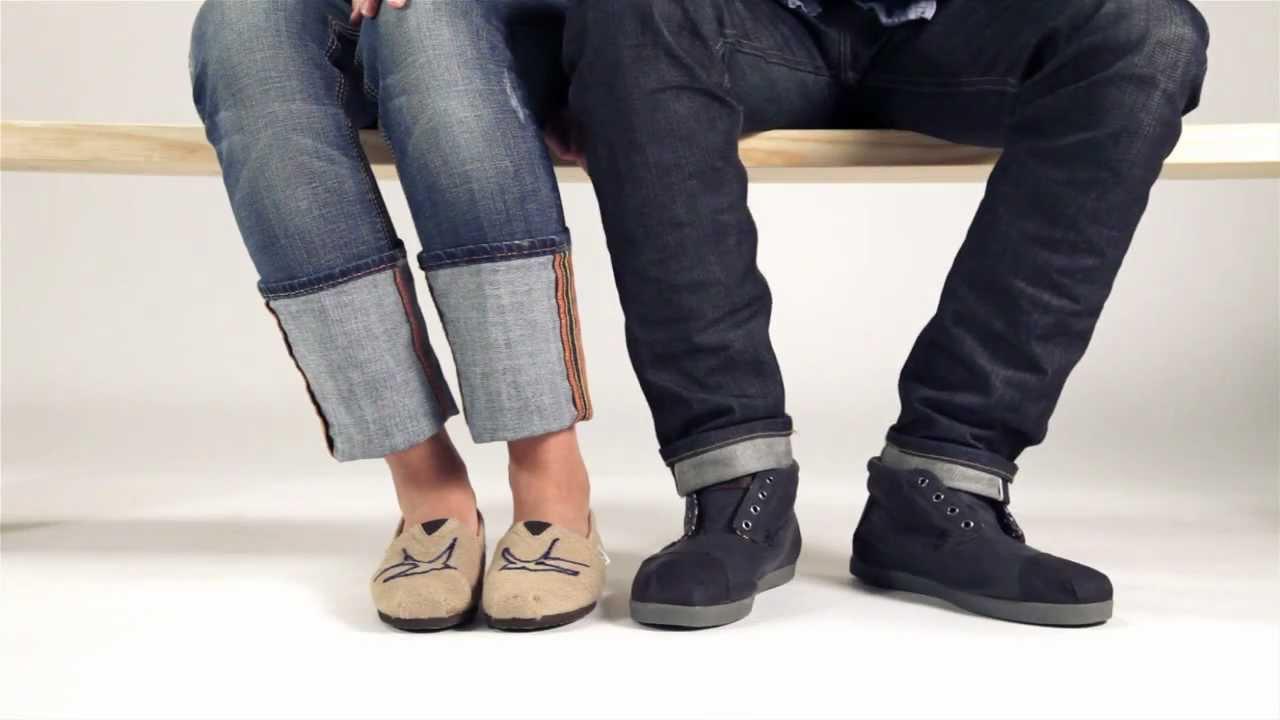 socks toms