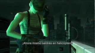 Metal Gear Solid 2 : Sons of Liberty - Historia Completa - Parte 1 de 2 (Isazamche)