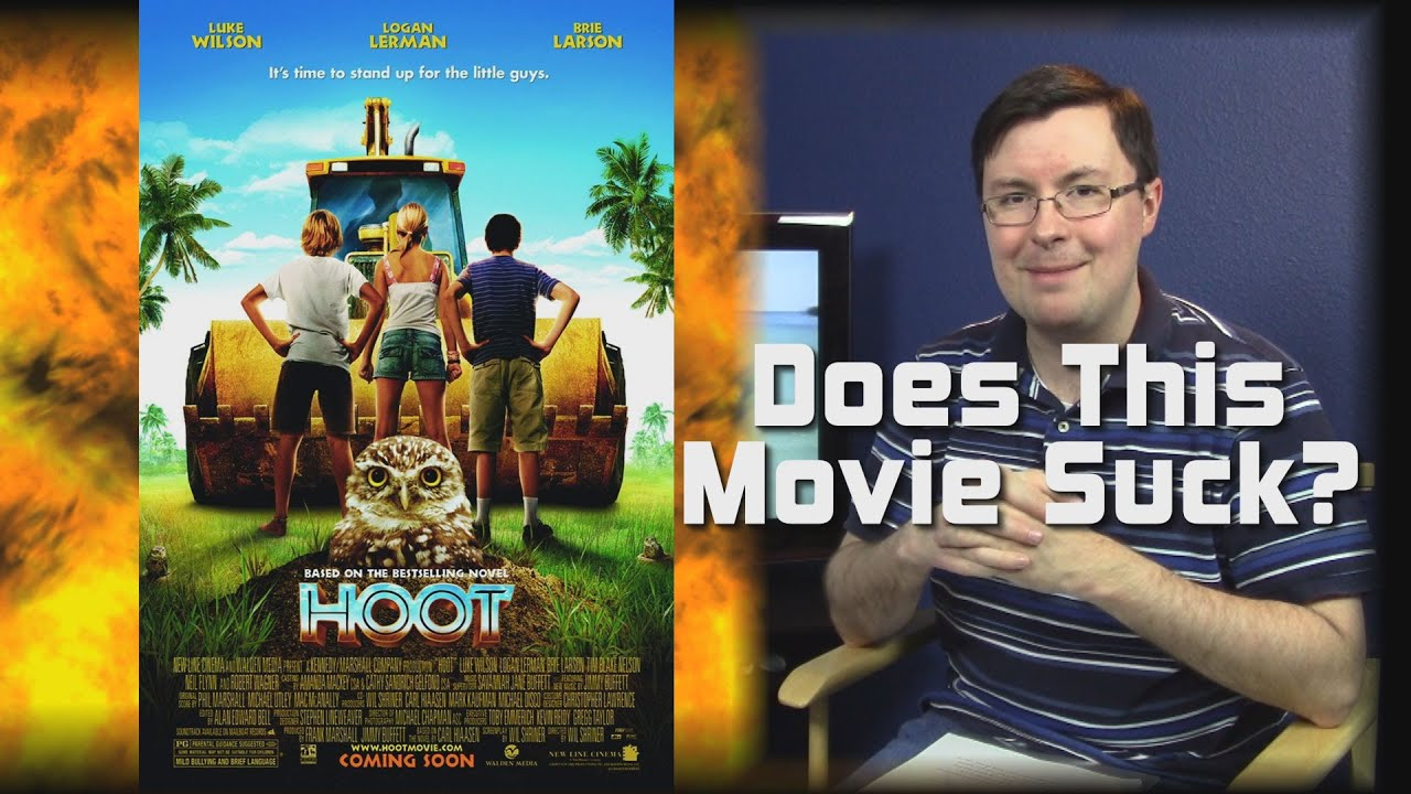 Hoot 2006 Does This Movie Suck Youtube