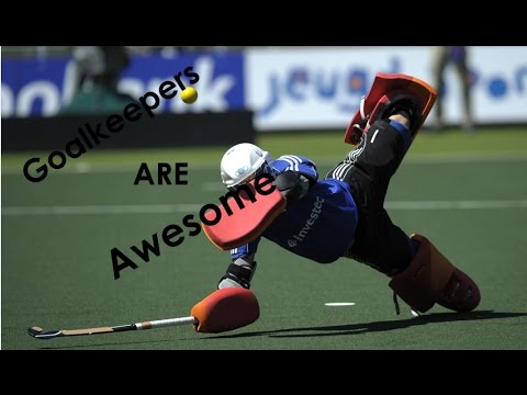 Field Hockey Goalkeepers Are Awesome Youtube