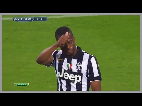 Patrice Evra vs Udinese (Home) 13/09/2014   Debut for Juventus   HD