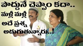 Rajasekhar opens up about car accident |Jeevitha Rajasekhar Reveals Facts About Rajasekhar Accident