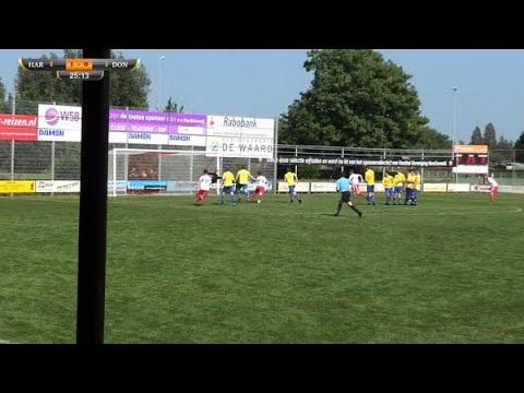 Hardinxveld  -  Dongen 5 - 0