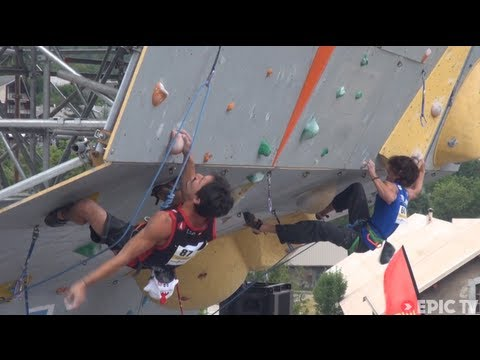 Lead Climbing World Cup from Briançon - EpicTV Climbing News