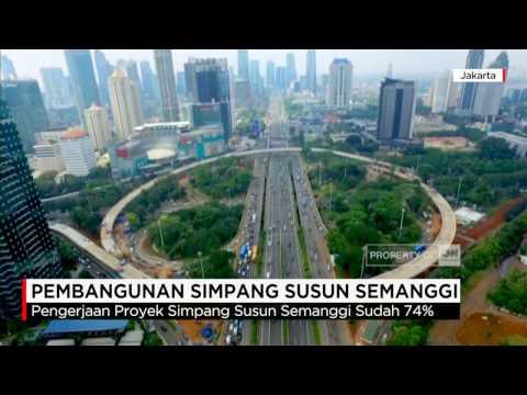 Wow! Jakarta Makin Keren, Simpang Susun Semanggi