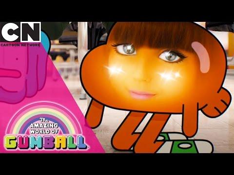 The Amazing World of Gumball | The Girlfriend | Cartoon Network