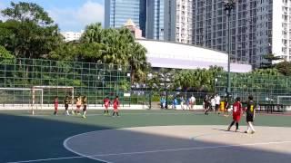 2014學界五人足球培僑vs循道衛理負1比4