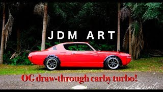 Toyota Crown turbo GrassRoots Garage