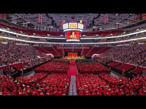 NC State - May 2018 Commencement [Full Ceremony]