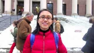 Harvard University - Indonesia Mengglobal Campus Visit