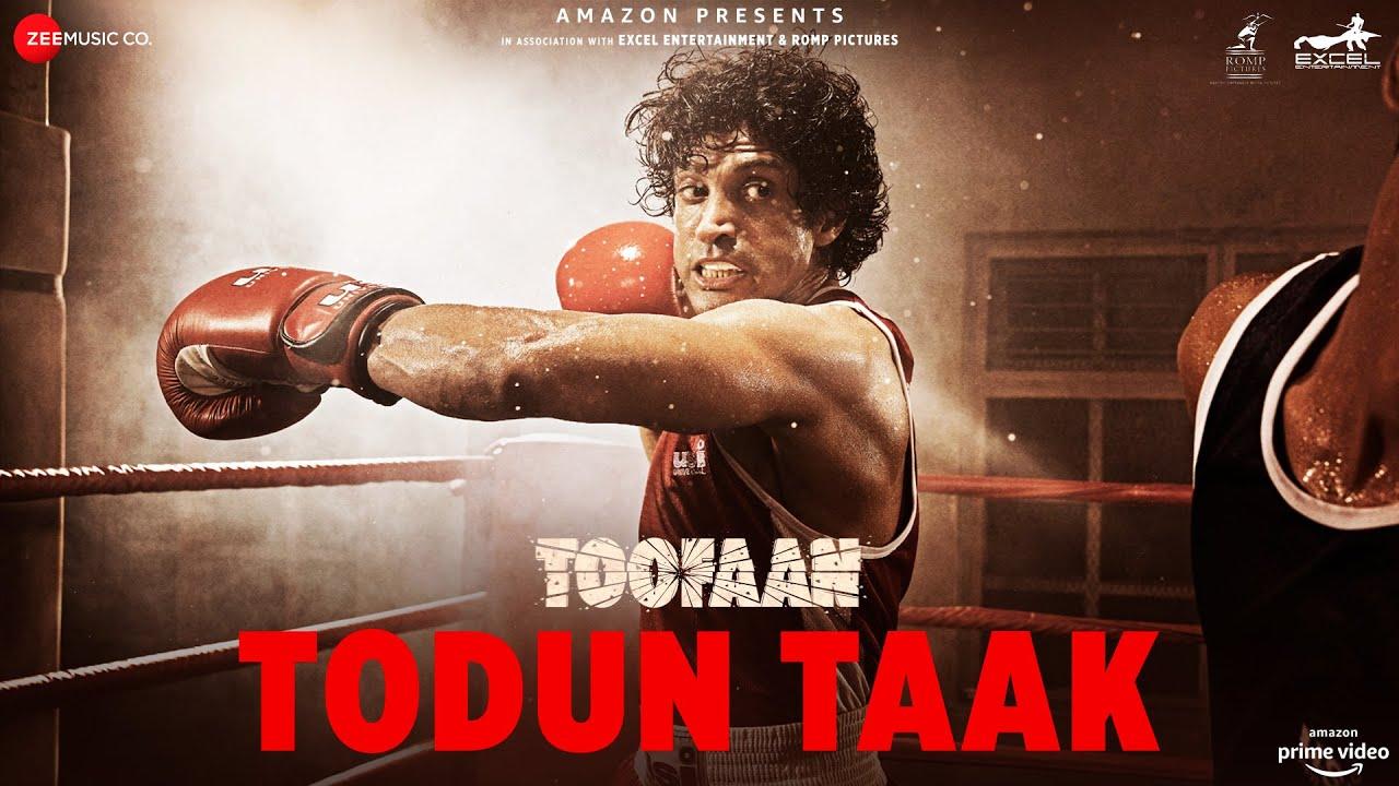Download Todun Taak | Toofaan | Farhan Akhtar & Mrunal Thakur | D'Evil | Dub Sharma