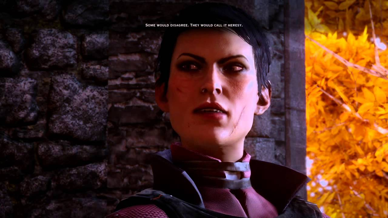 Dragon Age™: Inquisition Cassandra Romance Part 3 PS4 HD