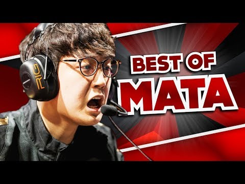 Best Of Mata - The Legendary Support   League Of Legends