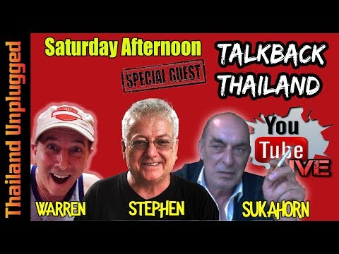 TalkBack Thailand Saturday Afternoon with Warren Gerdes #21