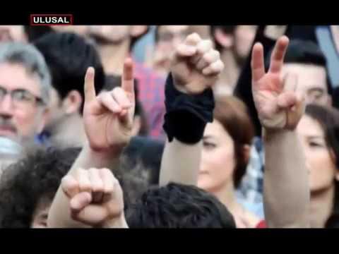 Duman'dan Gezi Parkı bestesi...