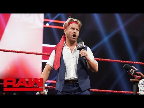 Drake Maverick begs R-Truth for a 24/7 Title Match: Raw, June 24, 2019
