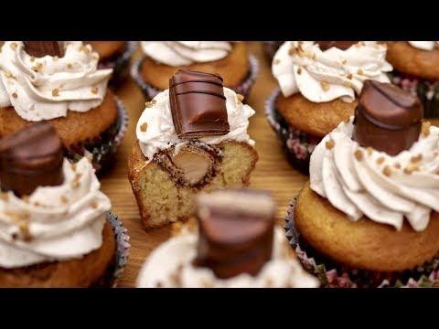 recette-des-cupcakes-au-kinder-bueno-🍫
