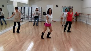 Summertime Love - Line Dance (Dance & Teach)
