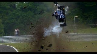 They escaped the death ( crazy crash compilation)