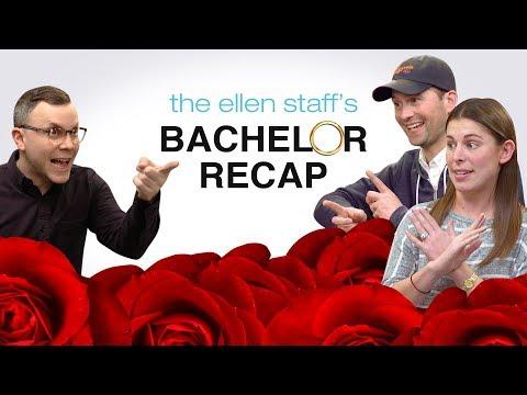 The Ellen Staff's 'Bachelor' Recap: Dates, Dates, & More Dates
