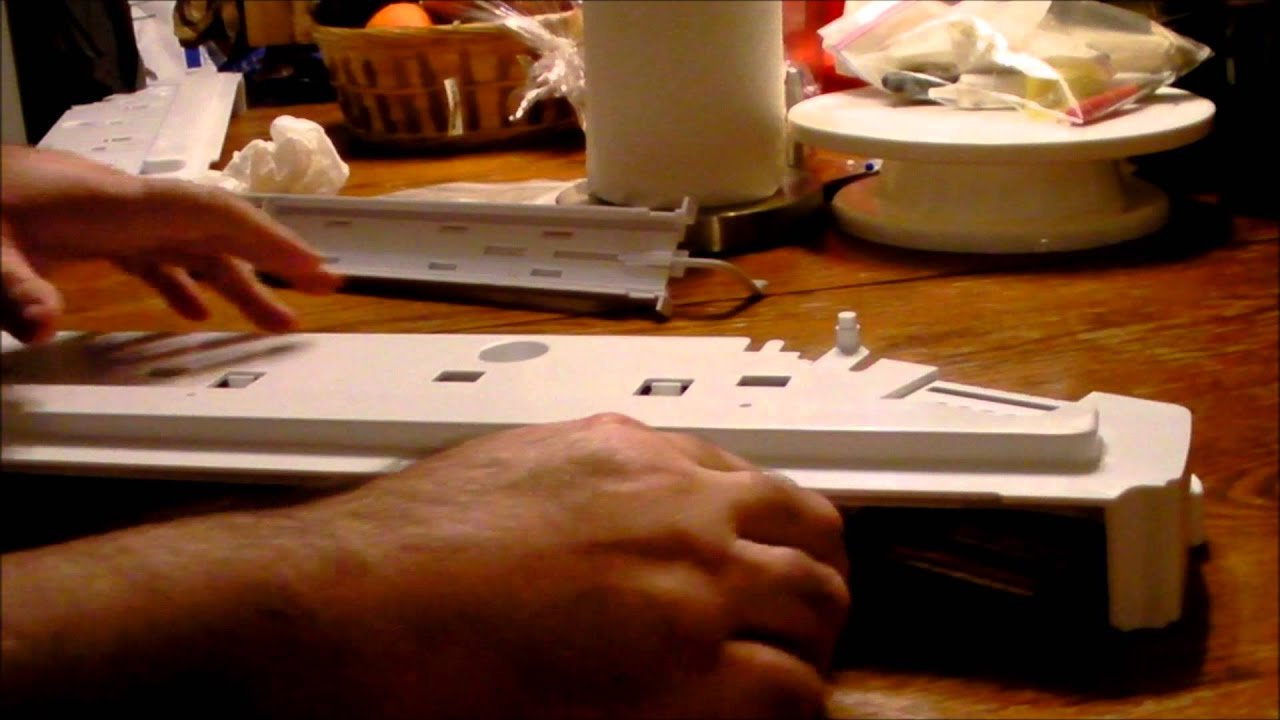 Maytag Pantry Drawer Hinge Replacement Youtube