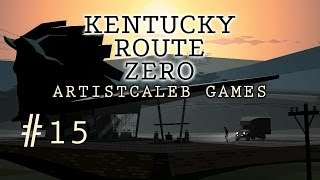 Kentucky Route Zero gameplay 15 (Act II)
