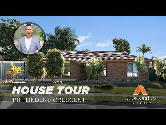 HOUSE TOUR | 118 Flinders Crescent Boronia Heights | CHRIS GILMOUR
