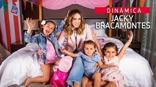 ¿qué Tanto Se Conocen Jacky Bracamontes Y Sus Hijas?