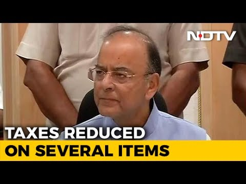 GST Rates Revised: Movies, CCTV Cameras, 64 Other Things To Cost Cheaper