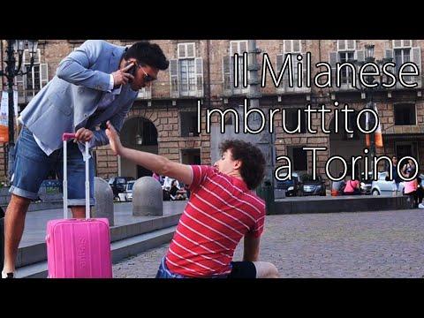 Il Milanese a Torino - [Esperimento Sociale] - theShow