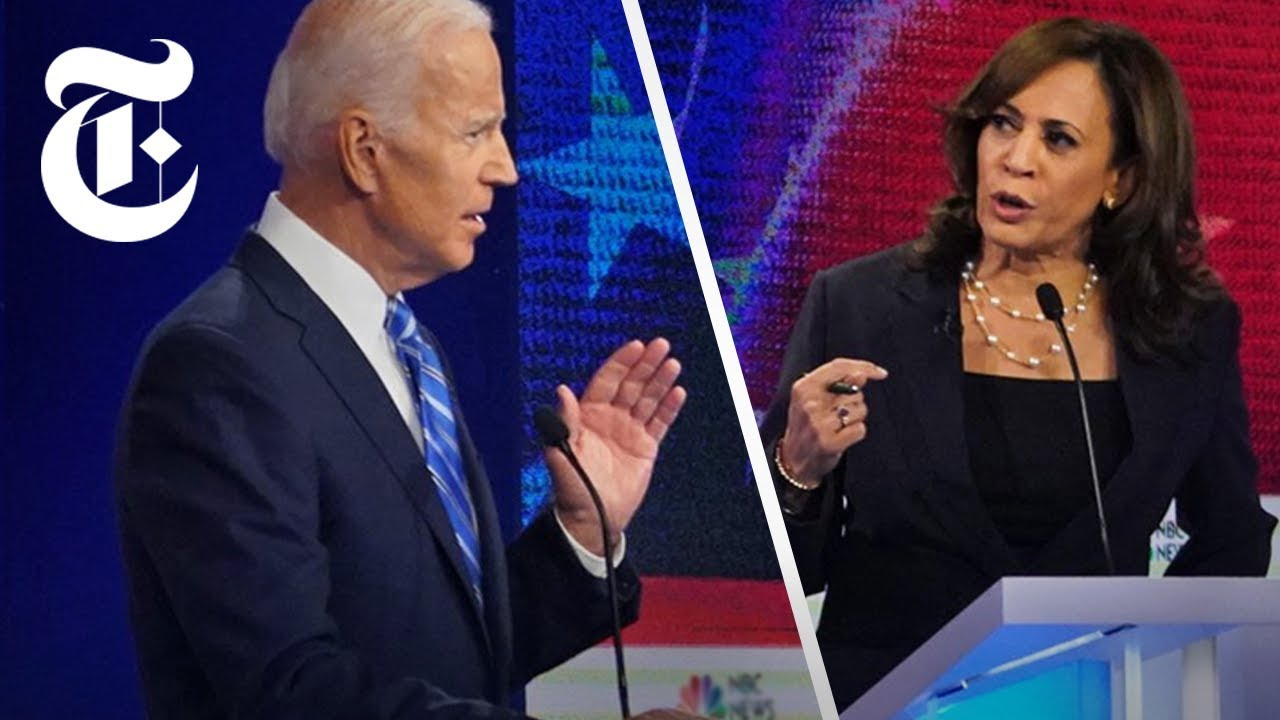 The First 2019 Democratic Debate: Key Moments, Day 2   NYT News