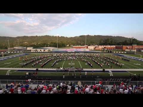Catoosa Band Showcase 2015 - Combined Bands