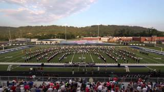 Catoosa Band Showcase 2015 Combined Bands
