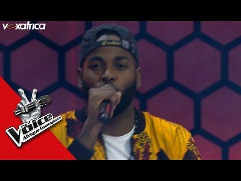 Dadiposlim ' Mon rayon de soleil ' de LS Audition à l'aveugle The Voice Afrique francophone 2017