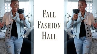 ✨Glam Style✨ FALL FASHION TRY-ON HAUL