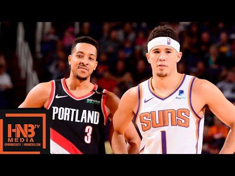 Phoenix Suns vs Portland Trail Blazers Full Game Highlights | 01/24/2019 NBA Season