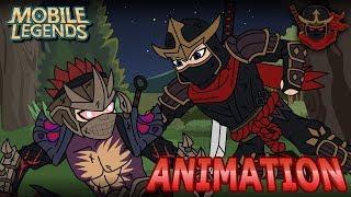 MOBILE LEGENDS ANIMATION #43 - SHINOBI'S OATH PART 2 OF 2 thumbnail