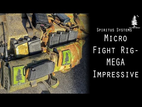 Spiritus Systems Micro Fight Rig