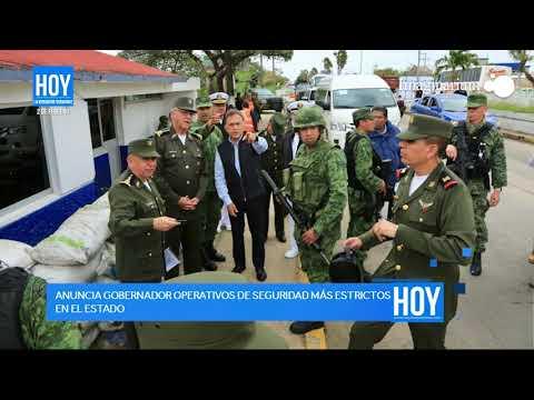 Noticias HOY Veracruz News 02/02/2018