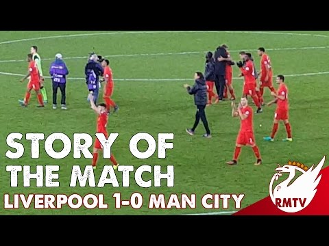 Liverpool v Man City 1-0 | Story of the Match | Matchday Experience