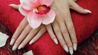 Наращивание ногтей гелем дизайн с блестками видео(Хочешь крепкие красивые ногти за две недели? Подробности по ССЫЛКЕ - http://bit.ly/1Gru2j6 - Узнай прямо СЕЙЧАС! ..., 2015-10-06T08:13:23.000Z)