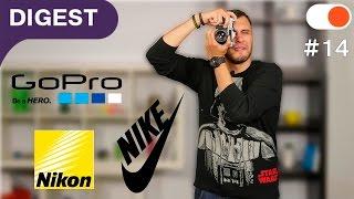 """Кроссовки Nike из """"Назад в будущее"""" в серийном производстве, GoPro Hero5 и Karma и Nikon KeyMission"""